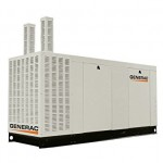 Generac Commercial Series 80 kW Standby Generator (120/240V Single-Phase)(NG)