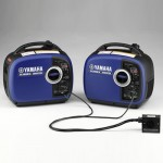 Yamaha EF2000iSv2 (2) Inverter Package w/ Twin-Tech Parallel Cable Kit