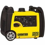Champion 100233 - 3100 Watt Inverter Generator w/ RV Plug