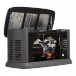 Honeywell™ 22 kW Air-Cooled Aluminum Home Standby Generator
