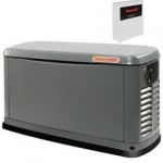 Honeywell™ 22 kW Liquid-Cooled Automatic Standby Generator (Premium-Grade) (120/240V Single-Phase)