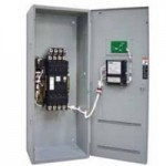 Briggs & Stratton By ASCO Series 285 - 400-Amp Automatic Transfer Switch (120/240V 3-Phase)