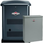 Briggs & Stratton 12kW Standby Generator System (150A Service Disc. + Power Mgmt.)