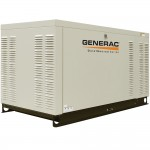 Generac Commercial Series 70 kW Standby Generator (120/208V 3-Phase)(NG) SCAQMD Compliant
