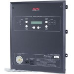 APC 30-Amp (120V 6-Circuit) Indoor Manual Transfer Switch