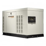 Generac Protector QS® 27kW Automatic Standby Generator (Aluminum)(120/208V 3-Phase)