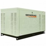 Honeywell™ 70 kW Liquid Cooled Automatic Standby Generator (NG - Premium-Grade) (120/240V Single-Phase) (48 State Compl.)