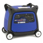 Yamaha EF4500iSE - 4000 Watt Electric Start Inverter Generator.