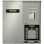 Generac 100-Amp Outdoor Automatic Transfer Switch w/ 16-Circuit Load Center.